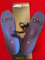 Gerbing Heated insoles for shoes