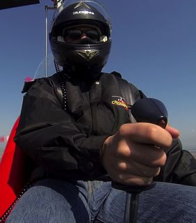 Gyrocopter Experience Windproof Jacket