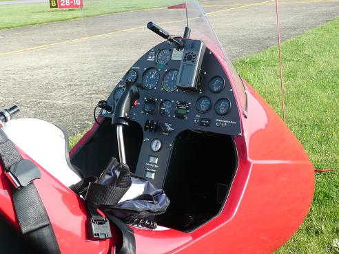 Photo of the day: Instrument Panel